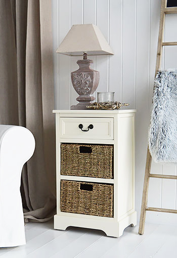 Cambridge Cream Lamp Table Living Hall And Bedroom Grey Furniture