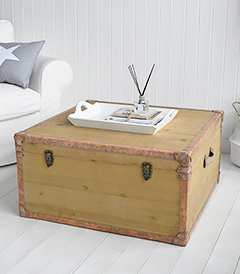 Harvard Storage Coffee Table