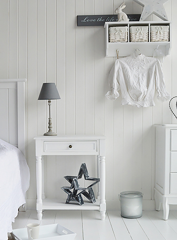 White Cove Bay bedroom furniture