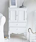 Lyon White Furniture foa hall