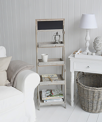 Montauk Living room shelf unit