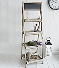 Montauk Wooden Shelf unit