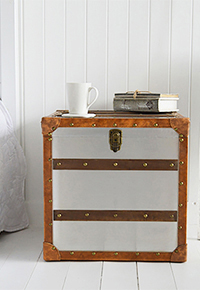 Monterey chest bedside table with plenty of storage