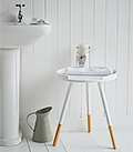 Small table for your bathroom