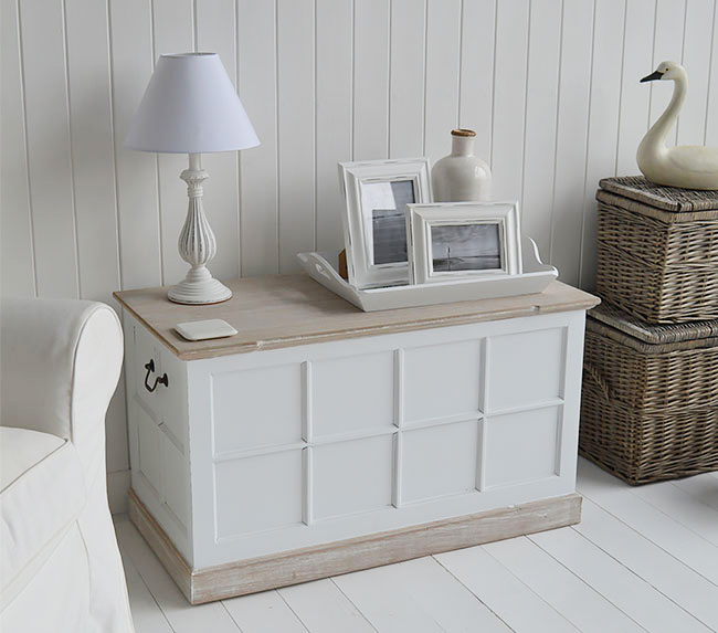 Vermont white tv stand for  white living room furniture