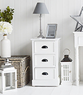 White living room furniture and decor accessories for home interiors