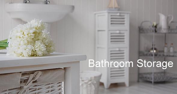 Range Of Bathroom Storage Furniture Cabinets Seats
