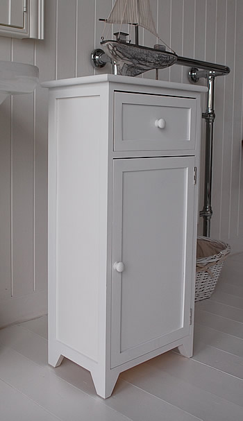 free standing bathroom shelves slim bathroom storage cabinet with