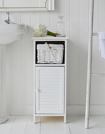 Bathroom Cabinets 30cm Wide freeport narrow white bathroom cabinet 30cm wide for bathroom