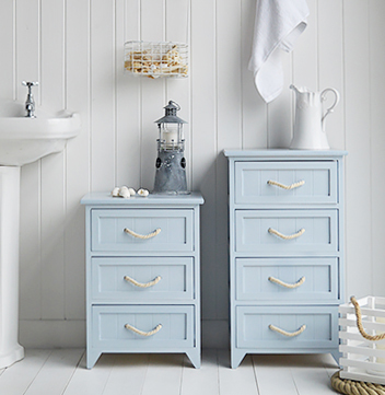 Huntington Beach Bathroom cabinets