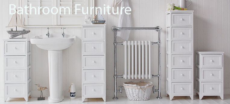 White Bathroom cabinets bathroom storage furniture from