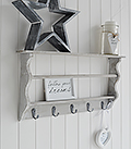 Grey Wall Shelf