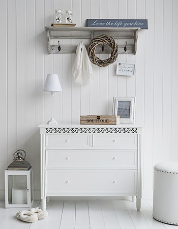 Be Inspired... Ideas on how to decorate all halls.Large and small hallway furniture