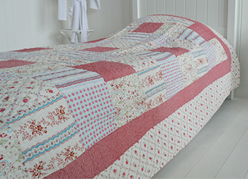 Georgia quilt for girls bedroom decorating ideas
