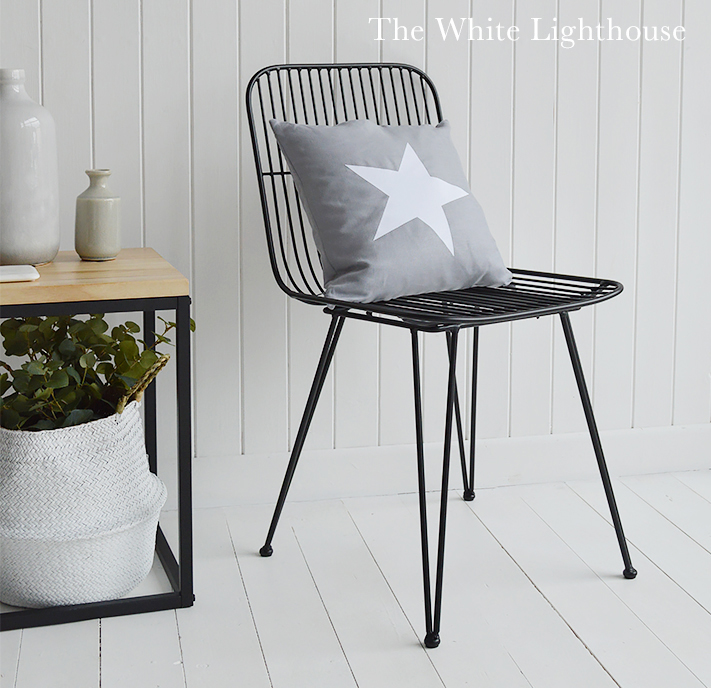 The White Lighthouse Brooklyn Chair