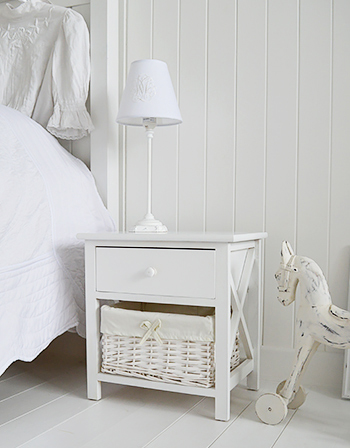 New Haven low bedside