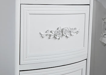 White bedroom furniture from The White Lighthouse