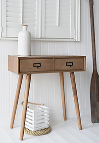 Scandinavian Dressing Table with Drawers
