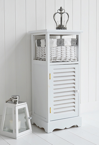 Southampton Cabinet White Furniture For Bathroom