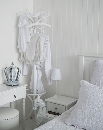 Ideas For Decorating Your Bedroom In White